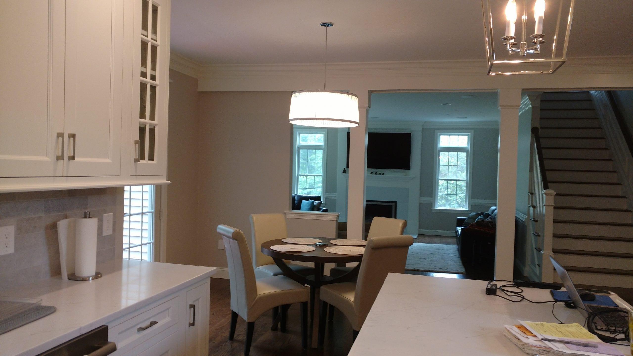 Interior Designer | Custom Light Fixtures