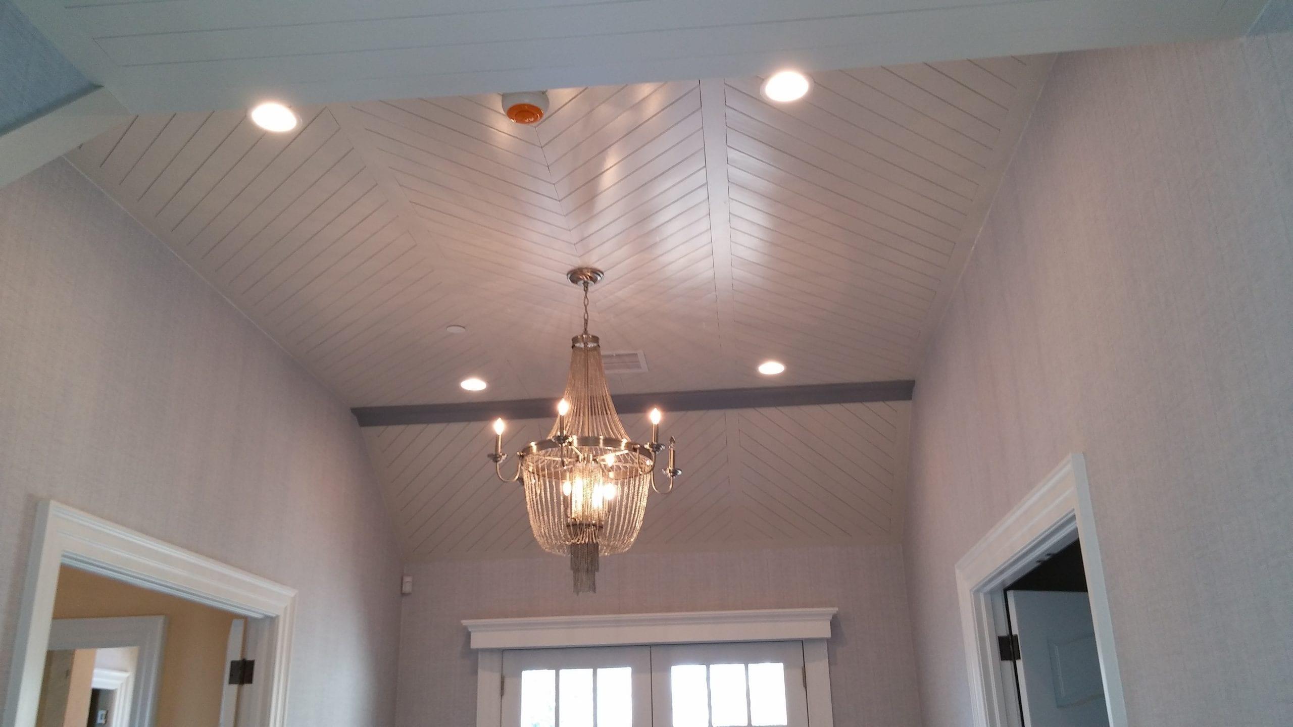 Hallway Decorative Custom Lighting