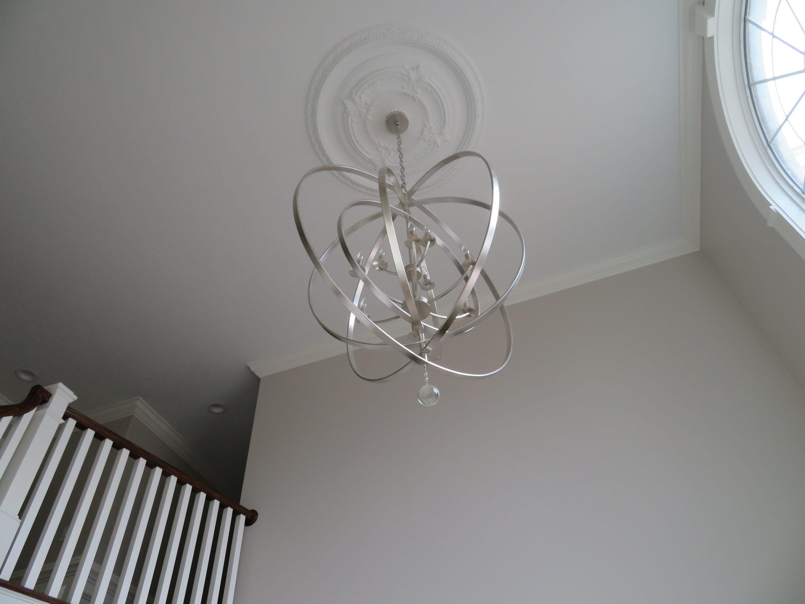 Foyer Decorative Lighting Fixture