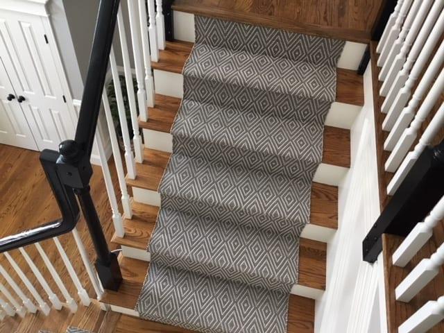 Stairway Rugs and Runners   Interior Designer