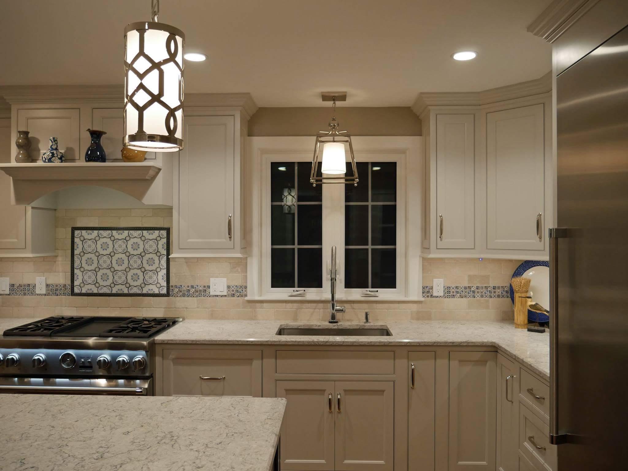 Decorative Lighting in Kitchen