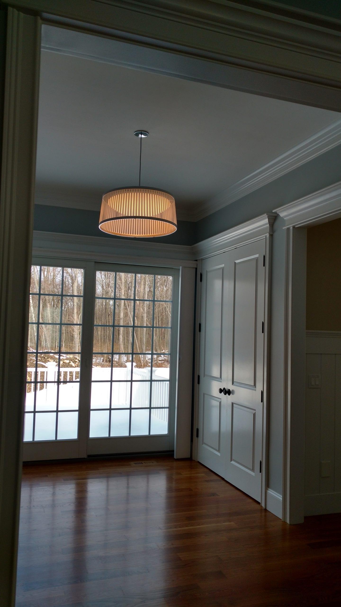 Residential Custom Light Fixture