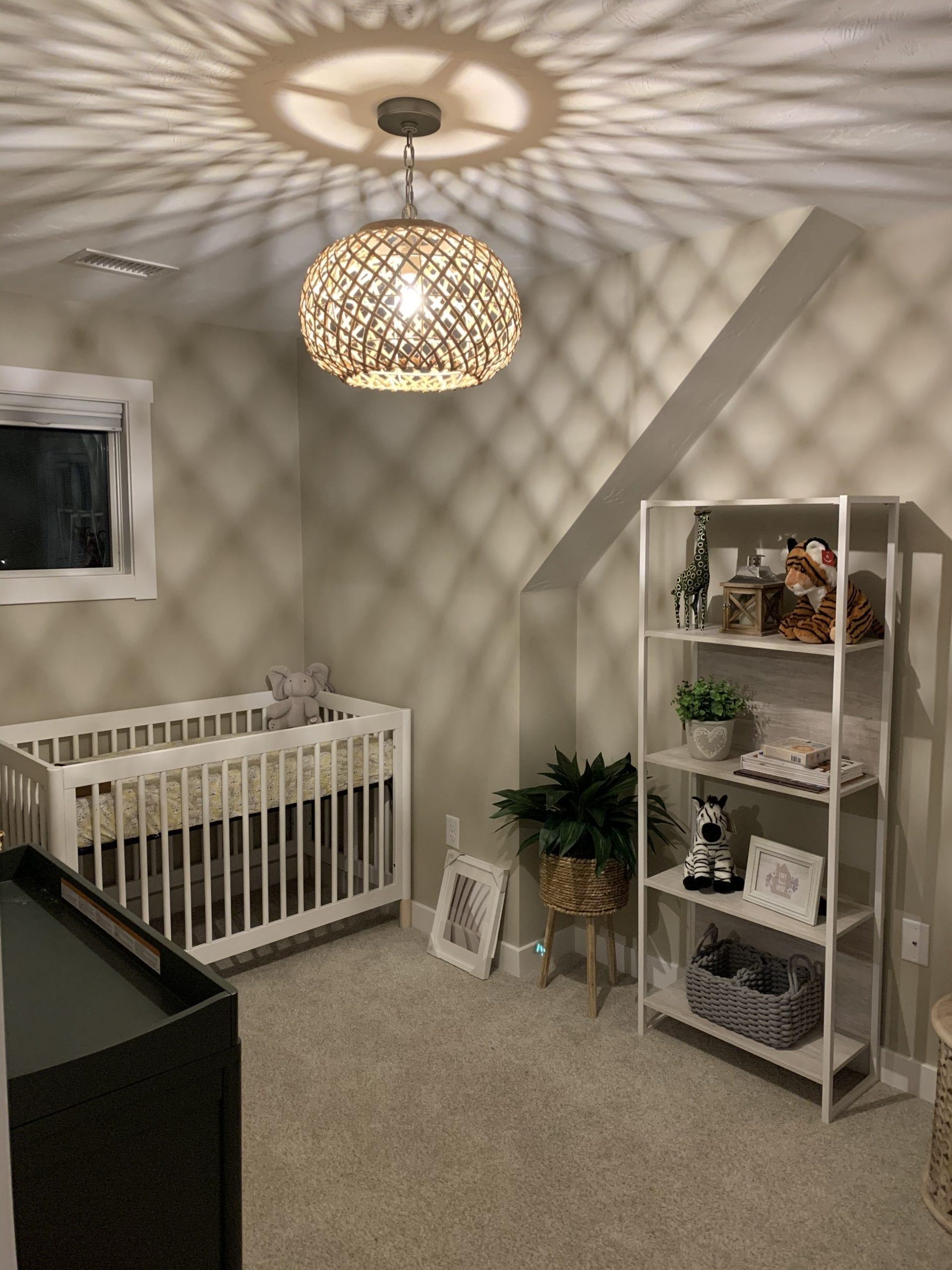 Nursery Decorative Custom Lighting