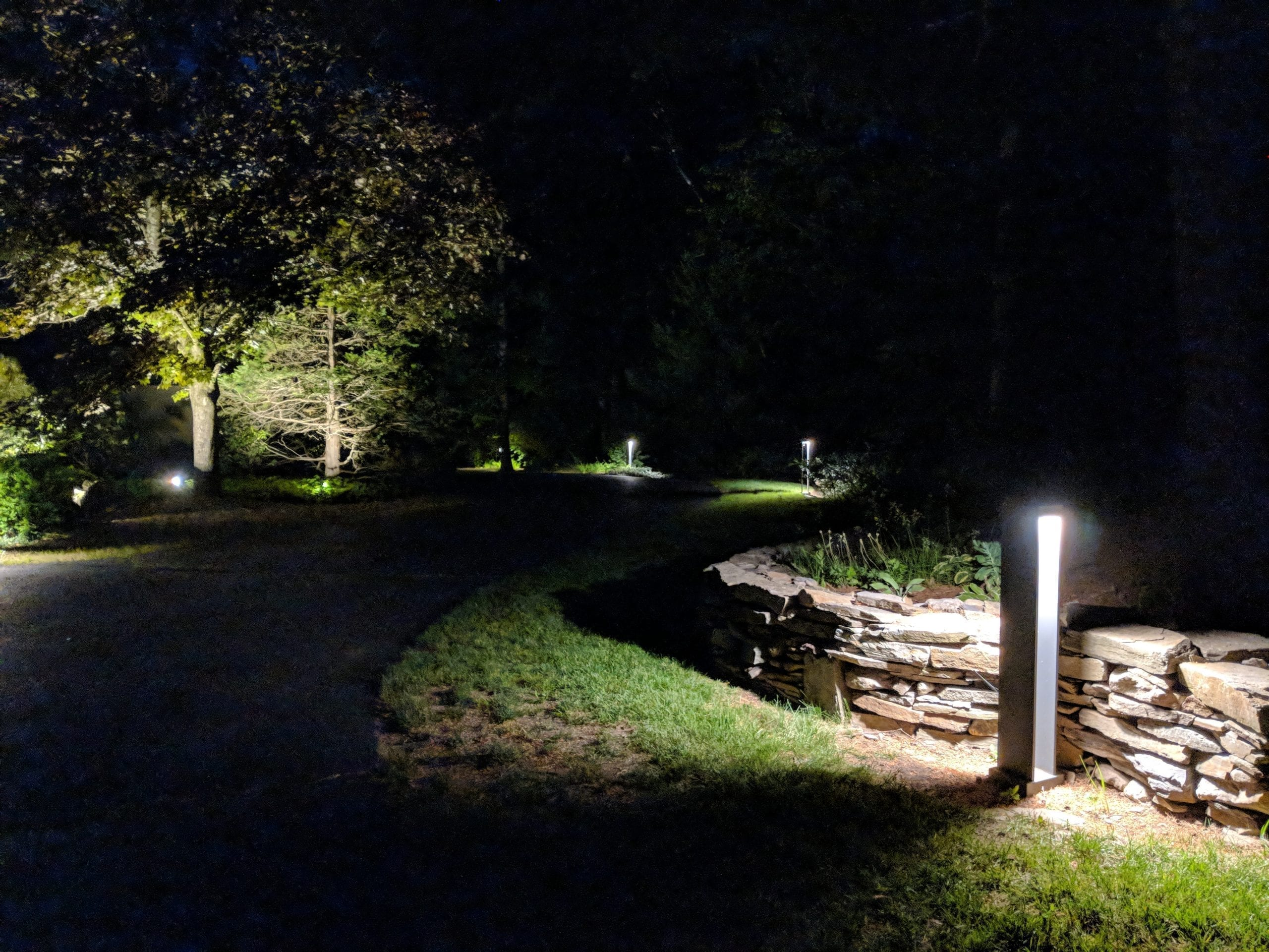 Outdoor Decorative and Custom Lighting