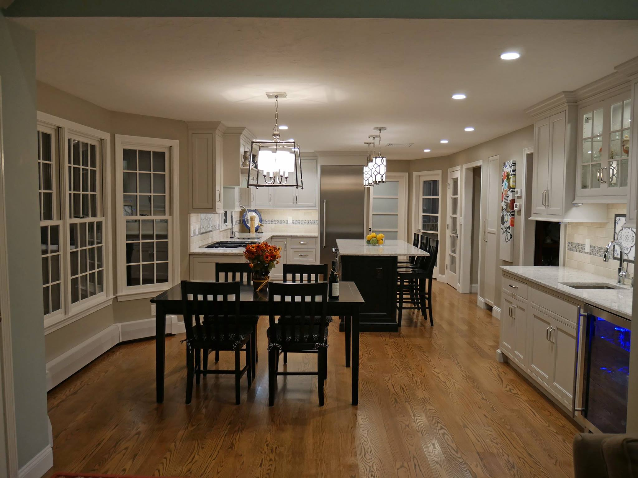 Custom Light Fixtures & Interior Design