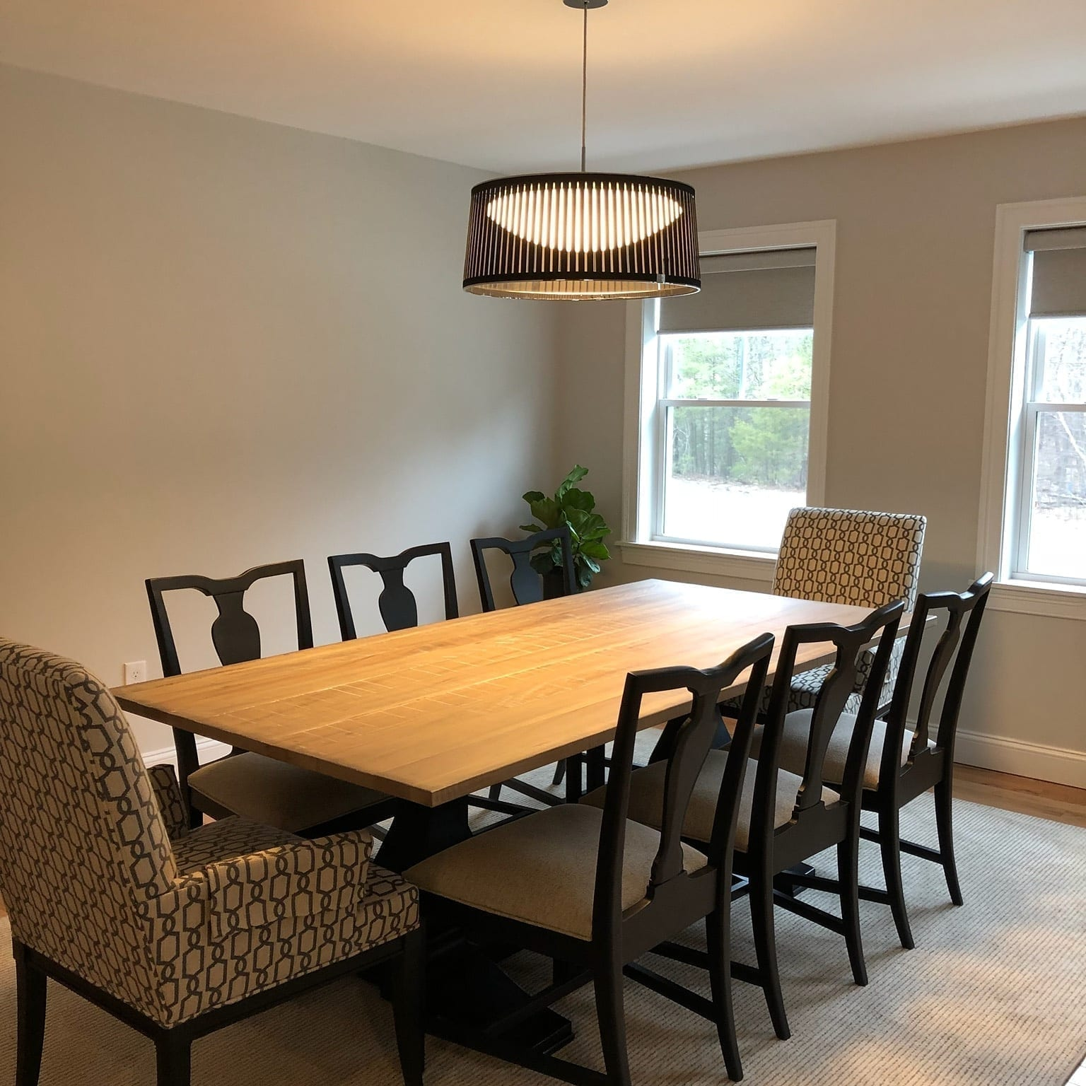 Decorative Custom Lighting Fixture for Dining Room
