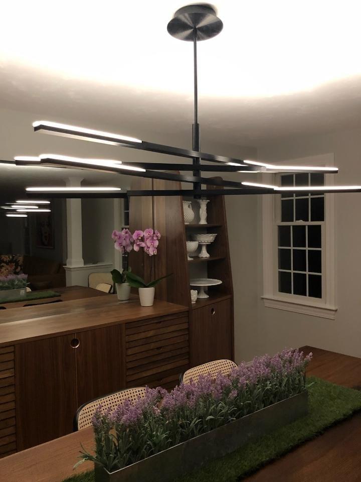 Decorative Custom Light Fixture