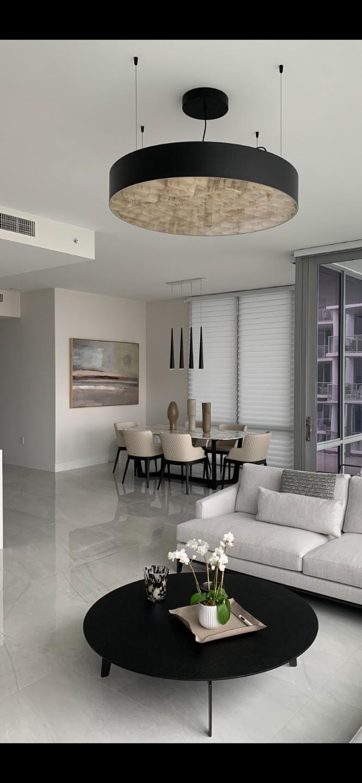 Interior Designer Providing Custom Light Fixtures