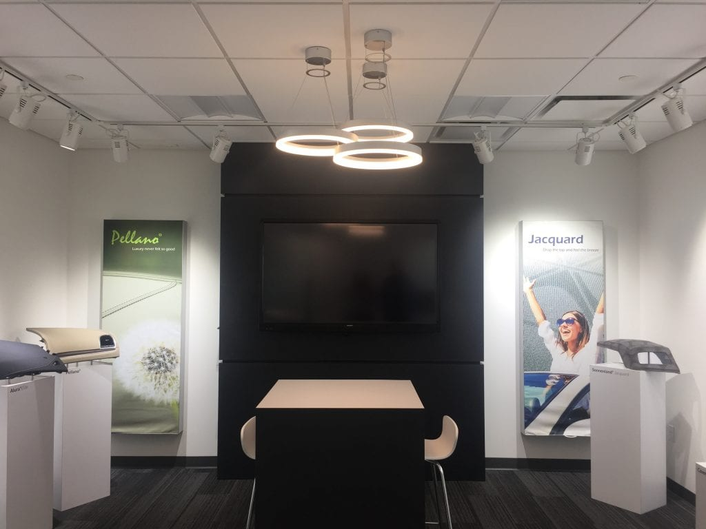 Commercial Custom Light Fixture
