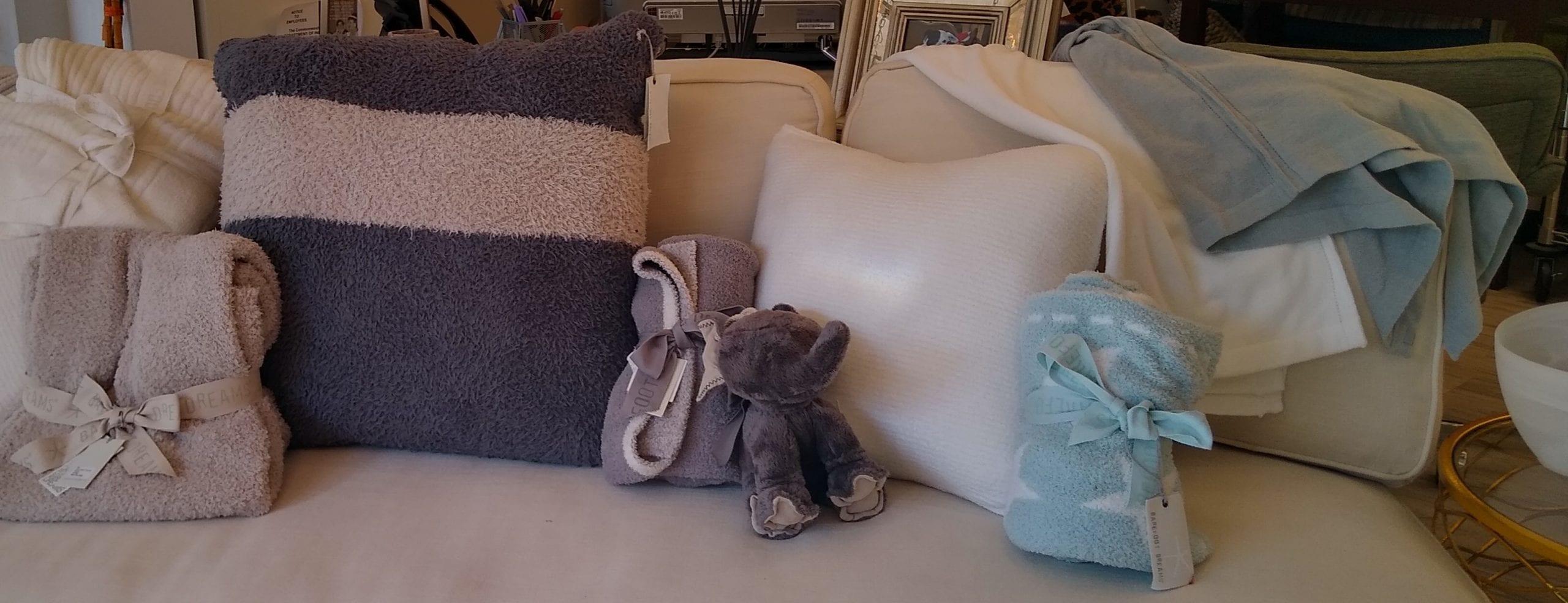 Throw Pillows & Blankets | Interior Designer | Boston, MA