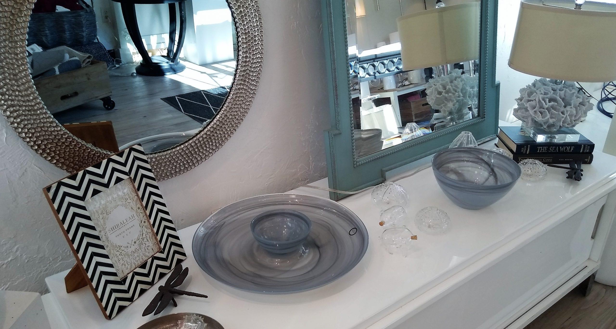 Bowls and Decor | Interior Designer