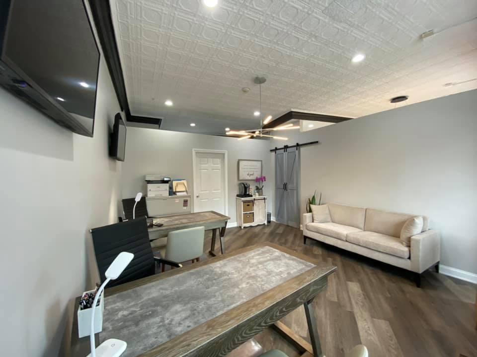 Office Space Decorative Custom Light Fixture
