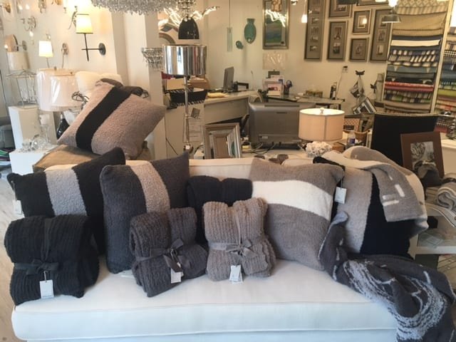 Throw Blankets and Pillows | Interior Designer