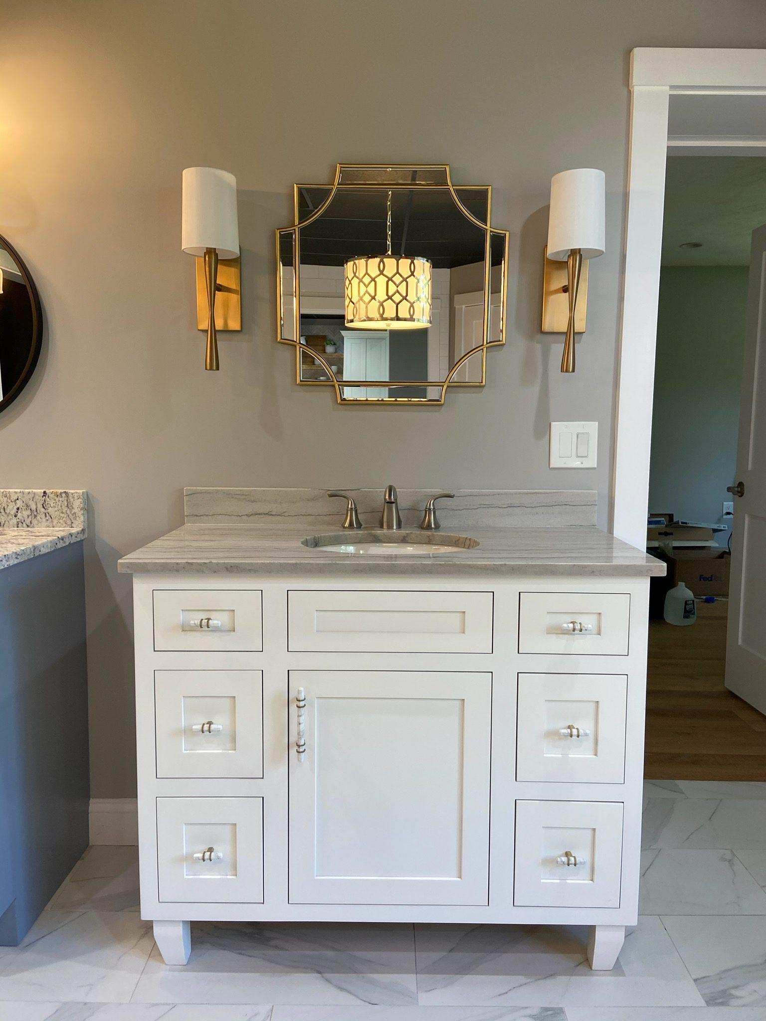 Bathroom Decorative Lighting | Interior Designer